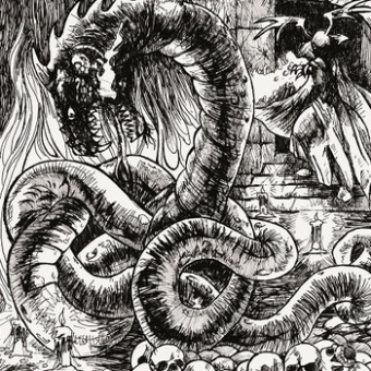 Begrime Exemious - Visions of the Scourge - CD