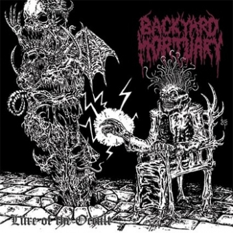 Backyard Mortuary - Lure of the Occult - CD