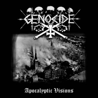 Genocide - Apocalyptic Visions - CD