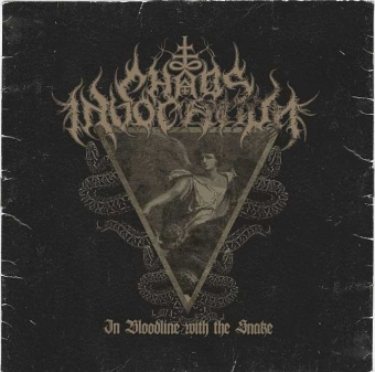 Chaos Invocation - In bloodline with the snake - CD