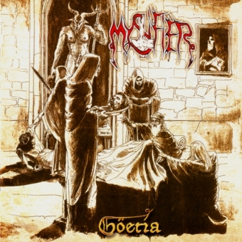 Mystifier - Göetia - DigiCD