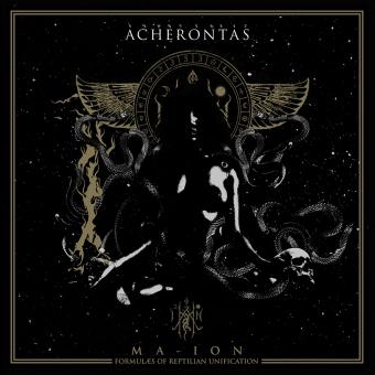 Acherontas - Ma-IoN(Formulas Of Reptilian Unification) - CD