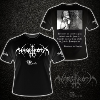 Nargaroth - Rasluka - T-Shirt