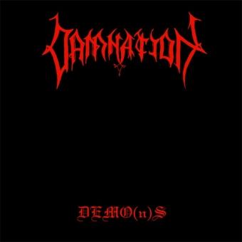Damnation - DEMO(n)S - CD