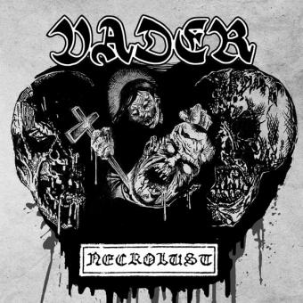 Vader - Necrolust - CD