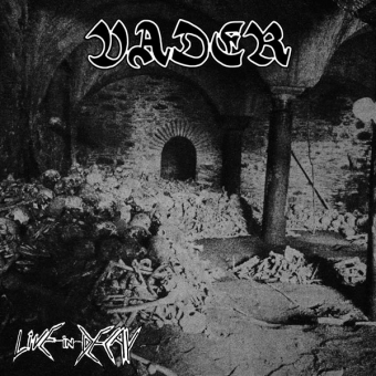 Vader – Live in Decay - CD
