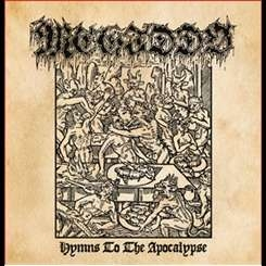 Megiddo - The Heretic / Hymns to the Apocalypse - LP