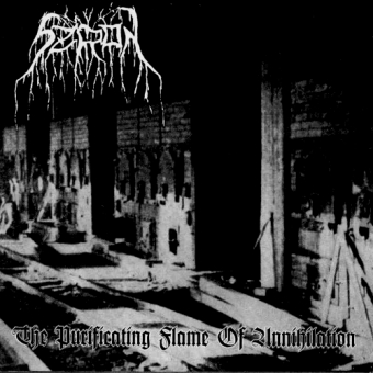 Szron - The Purificating Flame of Annihilation - DigiCD