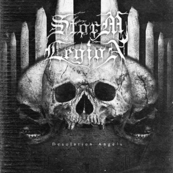 Storm Legion - Desolation Angels - CD