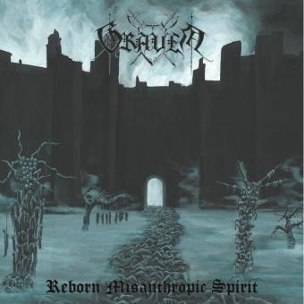 Graven - Reborn Misanthropic Spirit - CD
