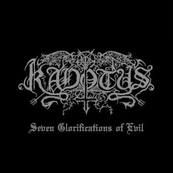 Kadotus - Seven Glorifications of Evil - CD