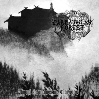 Carpathian Forest - Through Chasm,Caves... - MLP