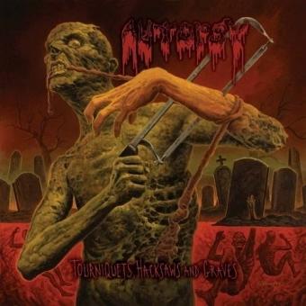 Autopsy - Tourniquets, Hacksaws and Graves - LP