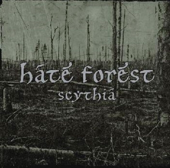 Hate Forest - Scythia - Digisleeve-CD