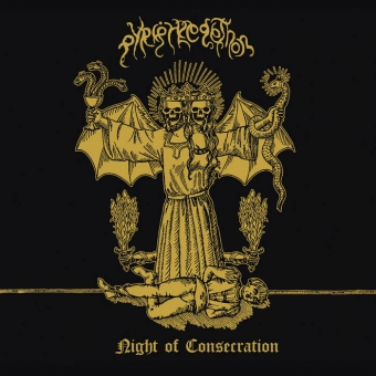 Pyriphlegethon - Night of Consecration - LP