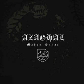 Azaghal - Madon sanat - CD