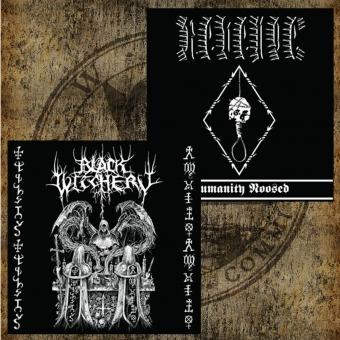 Black Witchery / Revenge - Holocaustic Death March.... - MCD