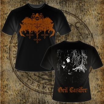 Satanic Warmaster - Heil Luzifer - T-Shirt
