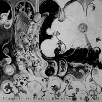 Clandestine Blaze - Harmony of Struggle - CD