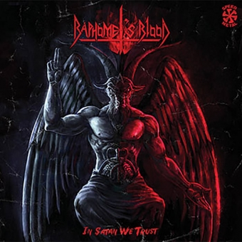 Baphomets Blood - In Satan We Trust - LP