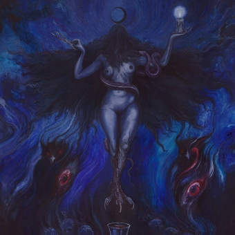 Temple Below - The Dark Goddess - MLP