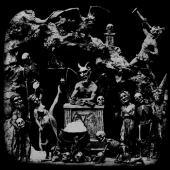 Countess - The Gospel of the Horned One - LP