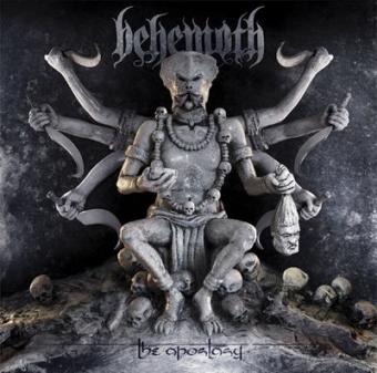 Behemoth - The Apostasy - Digibook CD + DVD