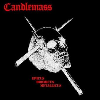 Candlemass - Epicus Doomicus Metallicus - Digibook Double-CD