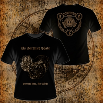 Thy Darkened Shade - Eternvs Mos, Nex Ritvs - T-Shirt