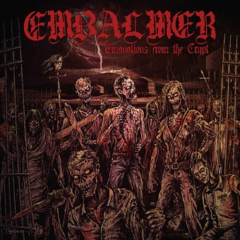 Embalmer - Emanations from the Crypt - LP