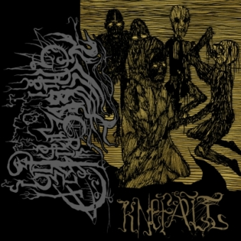 Gribberiket - Knefall - LP