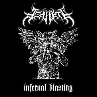 Azarath - Infernal Blasting - LP