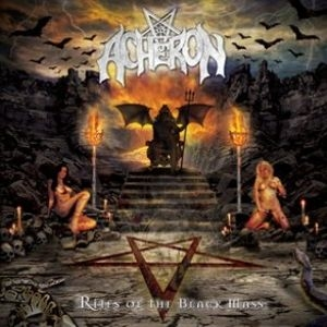 Acheron - Rites of the Black Mass - CD