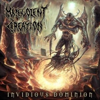 Malevolent Creation - Invidious Dominion - CD