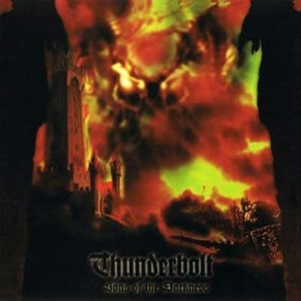 Thunderbolt - The Sons of the Darkness - CD