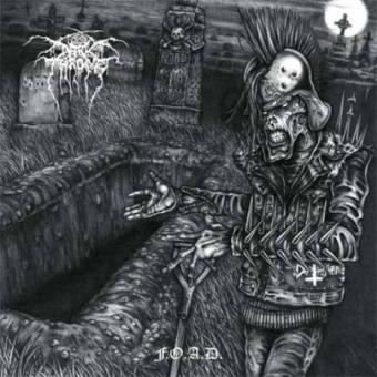 Darkthrone - F.O.A.D. - LP