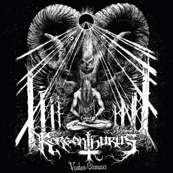 Korgonthurus - Vuohen Siunaus - CD