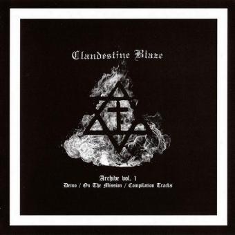 Clandestine Blaze - Archive vol. 1 - CD