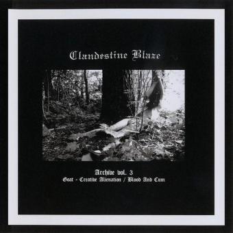 Clandestine Blaze - Archive vol. 3 - CD