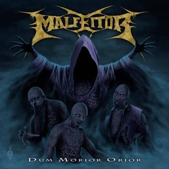Malfeitor - Dum Morior Orior - DigiCD