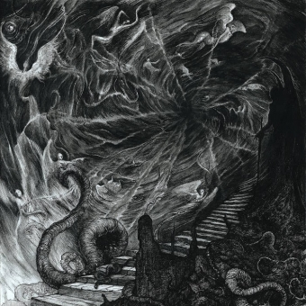 Maveth / Embrace of Thorns - A Plague Through the Heavens - LP