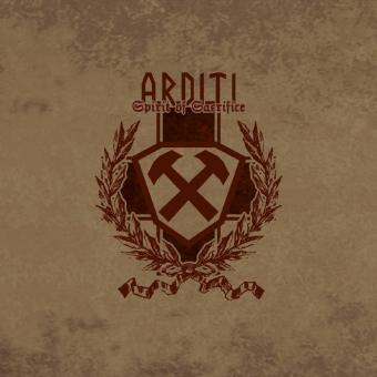 Arditi - Spirit of Sacrifice - DigiCD