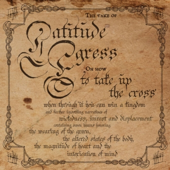 Latitude Egress - To Take Up The Cross - LP