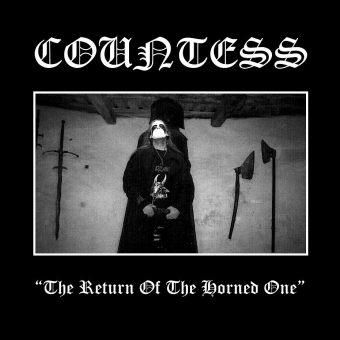 Countess - The Return of the Horned One - LP