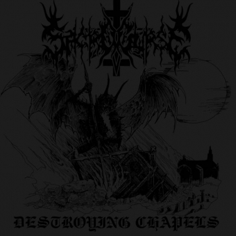 Sacrocurse - Destroying Chapels - EP