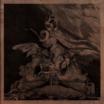 Shaarimoth - Temple of the Adversarial Fire - CD