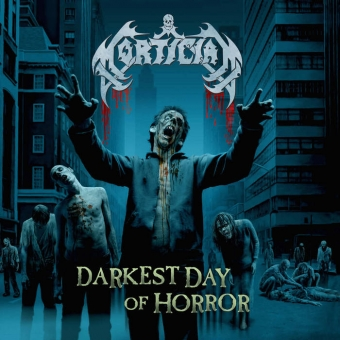 Mortician - Darkest Day of Horror - LP