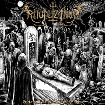 Ritualization - Sacraments to the Sons of the Abyss - CD