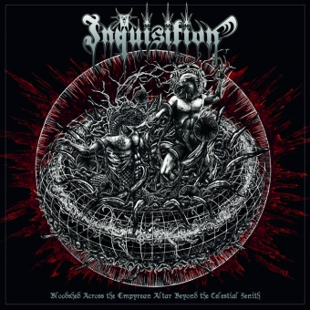 Inquisition - Bloodshed Across the Empyrean Altar Beyond...- DLP