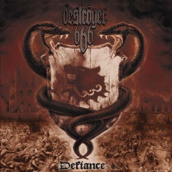Deströyer 666 - Defiance - LP